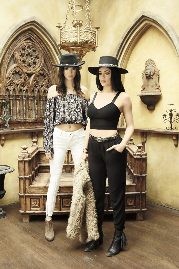 Kendall and Kylie's New PacSun Collection Is Like Nothing You've Ever Seen Before