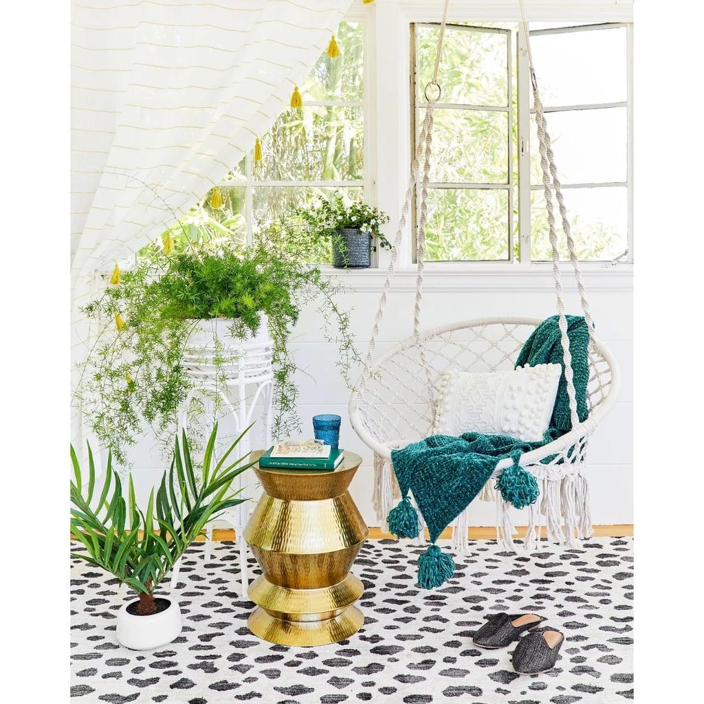 Hanging Rope Hammock Chair Best Outdoor Furniture At Target Popsugar Home Uk Photo 75