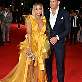 Jennifer Lopez and Alex Rodriguez at the Hustlers Premiere in Toronto