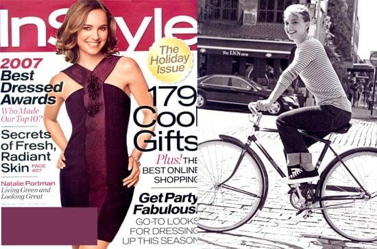 Natalie Portman InStyle