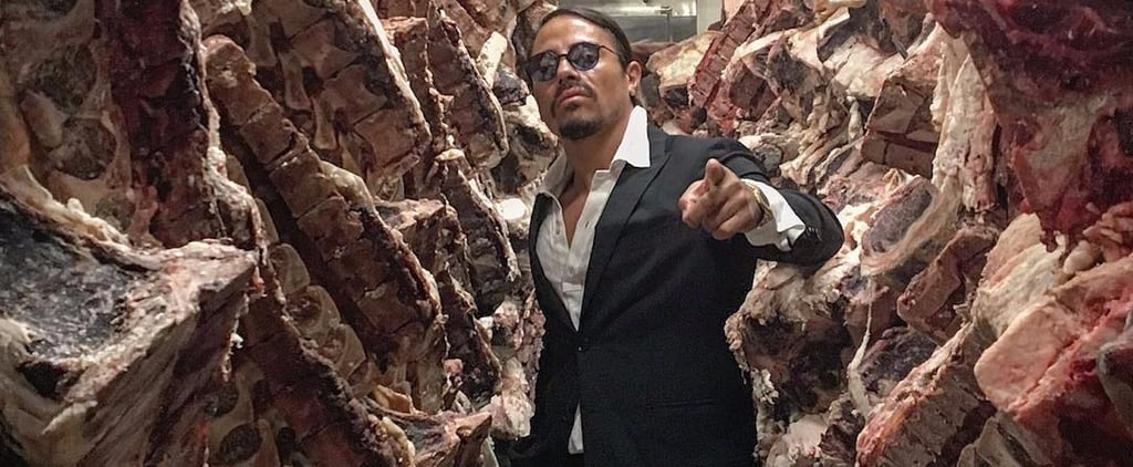 Salt Bae Dancing to Despacito