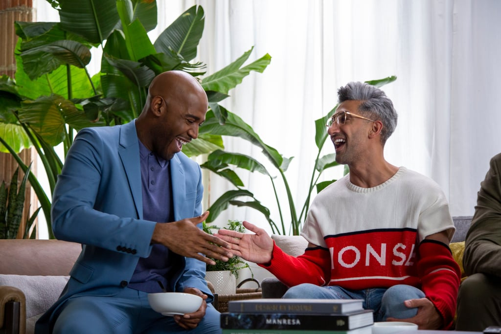 "Queer Eye Season 3 ""Squirrel"" Reactions 