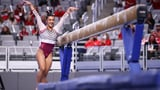 Luisa Blanco Beam Routine 2021 NCAA Gymnastics Championships
