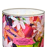 Bath and Body Works Peach Bellini 3-Wick Candle