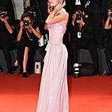 Timothée Chalamet, Lily-Rose Depp Venice Film Festival 2019