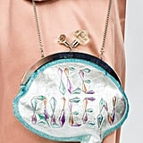 Elsa: Sophia Webster Ice Queen Bubble Clutch Bag
