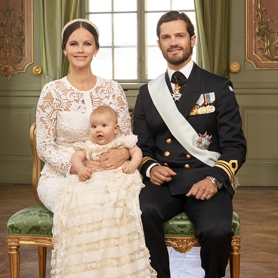 Prince Alexander of Sweden Christening Photos September 2016