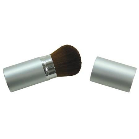 Recycled Stainless Steel Retractable Kabuki Brush ($22.95)