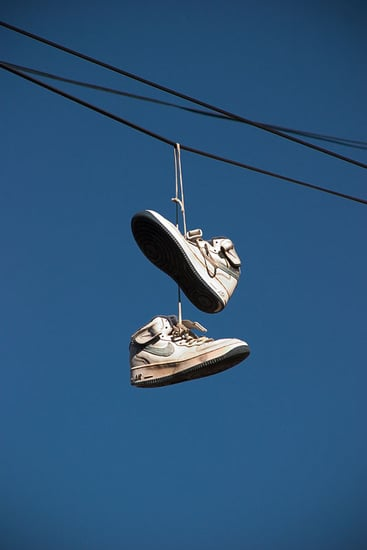 Device To Predict When To Trash Tennis Shoes