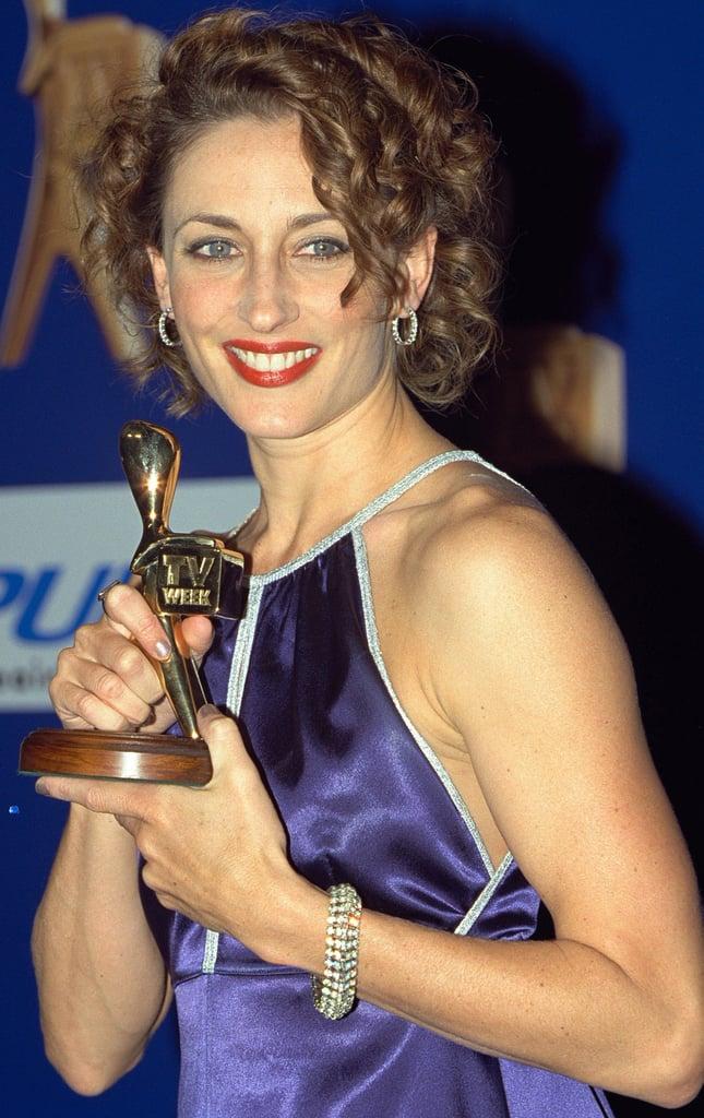 2001: Georgie Parker