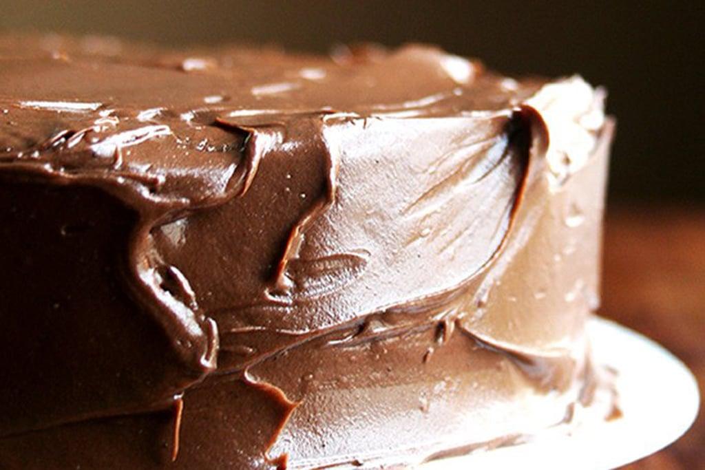 Chocolate Layer Cake | Ina Garten Dessert Recipes | POPSUGAR