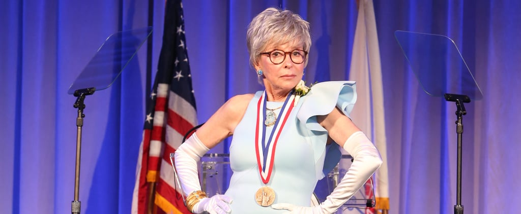Rita Moreno Interview on Trump, Immigration May 2018