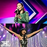 """PS: The X Factor is back on TV now and it's almost a year ago that it changed your life. When I think about your time on the show, you had this amazing transformation. Do you feel like when you auditioned you were like a blank slate, willing to accept any kind of advice and styling tips? Dannii and her team really transformed you, and I feel you took everything and were open to everything. DI: Totally. When I started, I didn't really know where I could sit in the music industry, in terms of my music, my voice, my style — everything. So I think that's one of the reasons that I was able to improve a lot because I was open to any new ideas, new suggestions, like even the outfits — Dannii and the team, they loved it, because they could just do anything and I'd be like, """"Yeah, OK."""" Whereas some other people were, understandably, hesitant, like, """"I don't wanna do that."""" But I thought, 'I'm here to try different things anyway,' and I wanted to find out what suits me and what doesn't suit me. Now, I think I know it a bit better after going through everything. Even the song choices, there was so much variety — I did rock one week, then a ballad, then disco, all these different genres. I think it made me realise what works with my voice and what doesn't. PS: I guess the whole point of going on that show, and having expert advice, is to give you some direction. Obviously you went with everything and you said you were open to it, but did you ever feel like your 10 weeks on the show could shape the rest of your career? Did you think of it in those terms, or was it more about being in the present? DI: I was more thinking, 'I'll try as much as I can.' I didn't really think about the long-term effects. I didn't know I was going to win or anything, so it could have been just that experience would be the end of my career. I really didn't know what was going to happen when the show was over. So I just enjoyed each week, and now I realise that it really affected me, in the way that eve"""