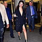 In New York City After The Tonight Show in October 2015