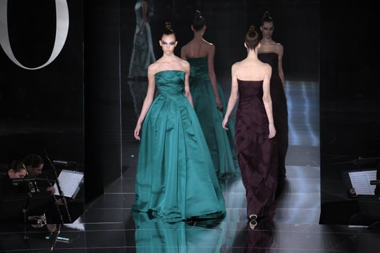 Chiuri, Piccioli Give Valentino Couture a Try for Spring 2009
