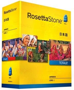 Rosetta Stone Learn Japanese Review