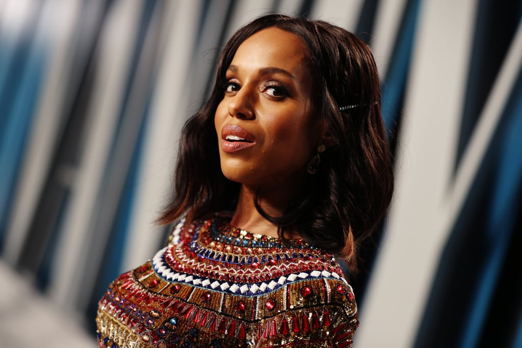 Watch Kerry Washington's Yoga Tutorial Instagram Videos