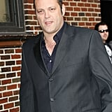 Photos of Vince Vaughn on The Late Show