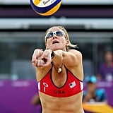 """If you are not prepared, you cannot work out intensely. If you do not perform, you cannot get results, and if you can't do your best to recover, you won't get the benefits of your hard work."" — Kerri Walsh on exercising in extreme conditions"