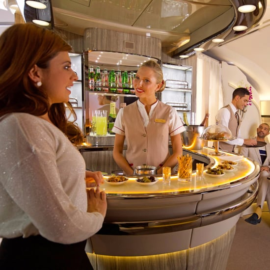 Emirates Unveils New Onboard Lounge