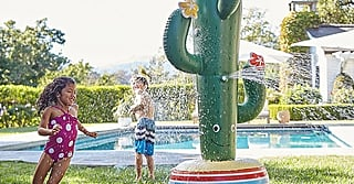 Yard Sprinklers Have Gotten an Upgrade! See All the Ones Your Kids Will Love