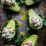 Shrimp-Ceviche-Stuffed Avocados