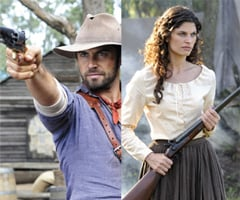 Review of First Episode of Wild Boys on Channel Seven, Starring Daniel MacPherson and Zoe Ventoura