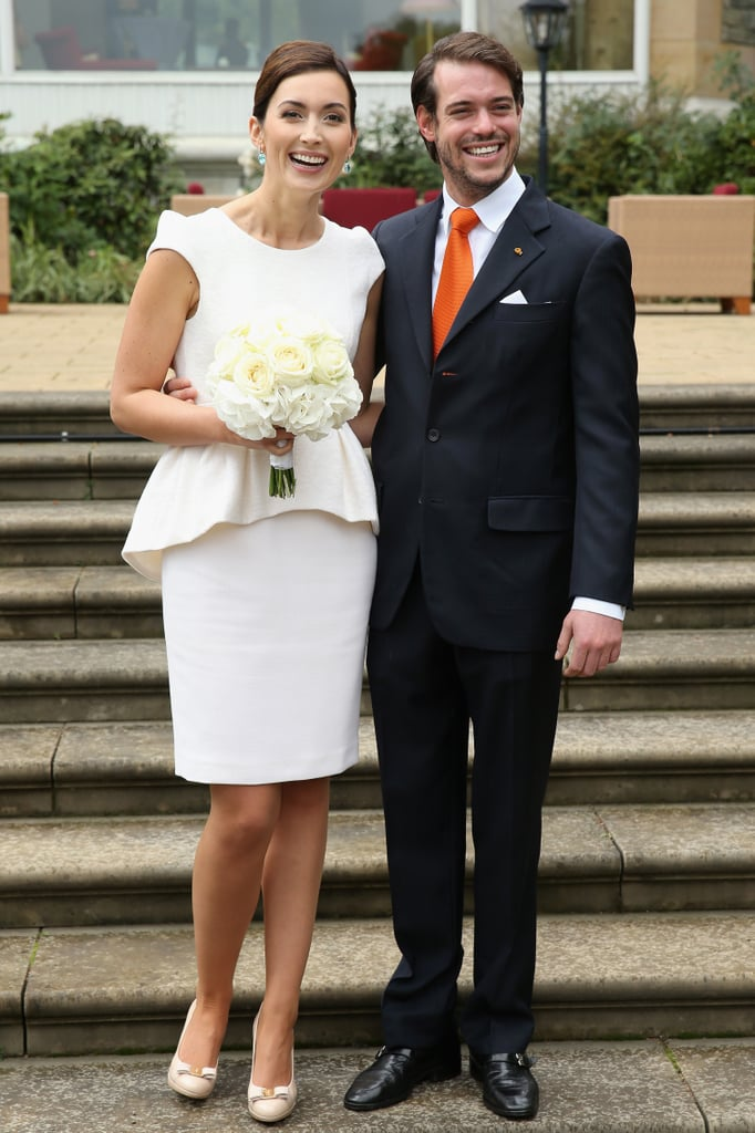 Prince Félix of Luxembourg and Claire Lademacher