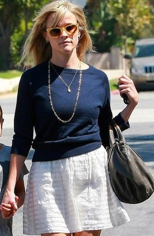 Photos of Reese Witherspoon in Sweatshirt Top