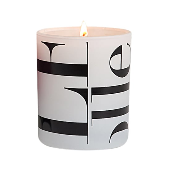 For the design-savvy girl in the group, pick up a Barneys New York Blend Collective Unwinding Candle ($40). It's scented with the seasonal aroma of frankincense and cedarwood.
