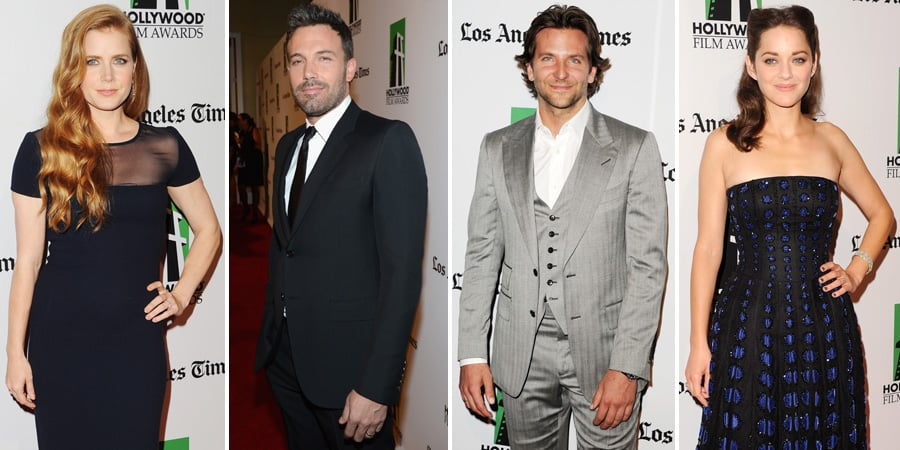 Hollywood Film Awards Red Carpet 2012   Pictures