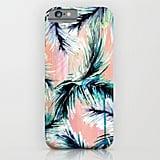 Pink Tropical Haze iPhone 6/6s/6 Plus Case ($35)