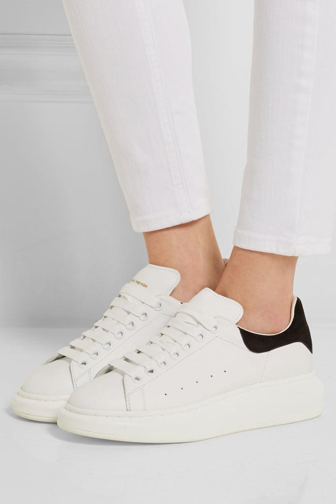 Alexander McQueen Wedge Sneakers