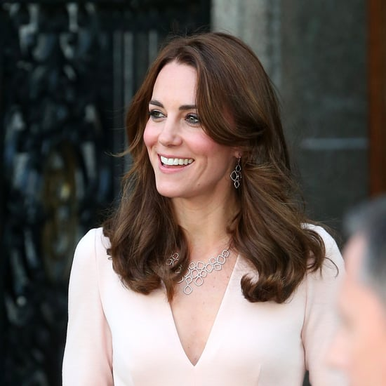 Kate Middleton Charlotte York Style Similarities