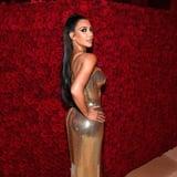 Kim Kardashian Is Taking Her Long Hair to New Levels