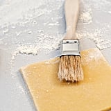 Brush Away Excess Flour