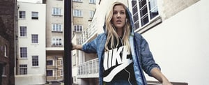 Ellie Goulding's New Nike Campaign Celebrates Being Fit, Not Skinny