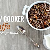 Slow Cooker Grain Free Granola