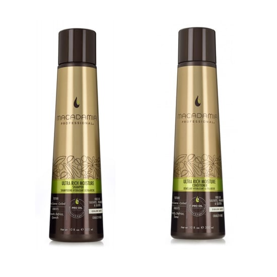 Macadamia Professional Ultra Rich Shampoo Conditioner Review