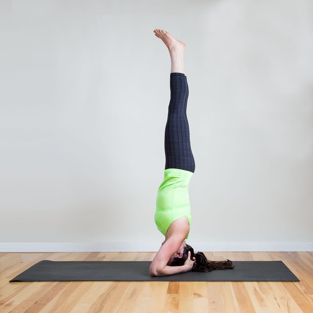 Headstand | Want to Do a Handstand? 8 Moves to Get You ...