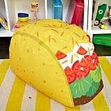 Taco Pouf