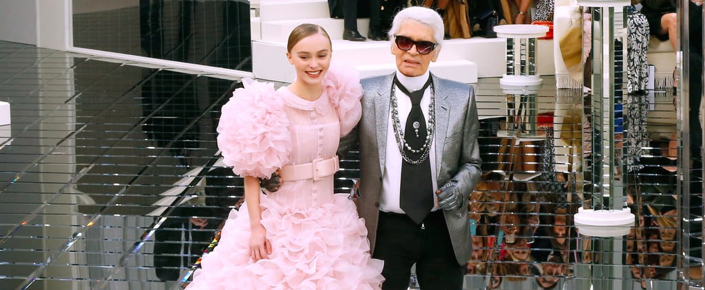 Lily-Rose Depp's Pink Wedding Gown Will Be the Most Instagrammed Look From Couture Week