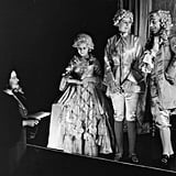 In 1941, then-Princess Elizabeth and her little sister, Princess Margaret, put on a Christmas production of Cinderella at the palace.