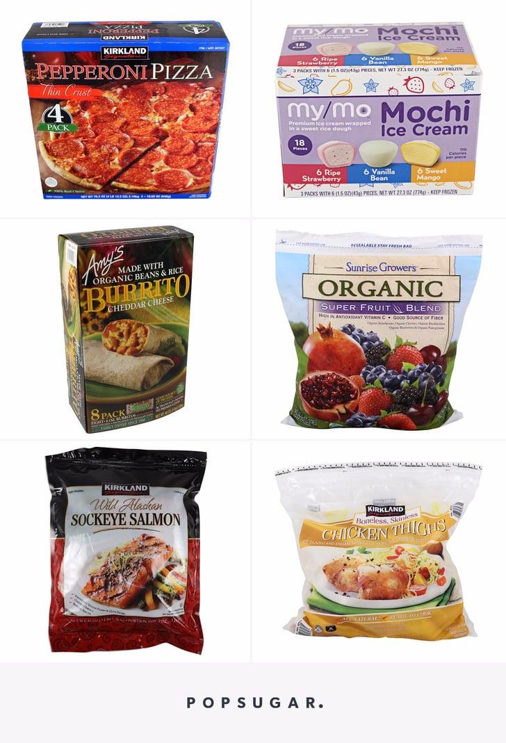 Best Frozen Foods From Costco