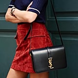 A Suede Skirt
