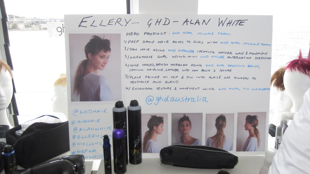 Ellery Brings Precision Punk Liner and Boyish Beauty to Australian Fashion Week