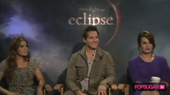 Cast Interview For Eclipse 2010-06-28 12:00:00
