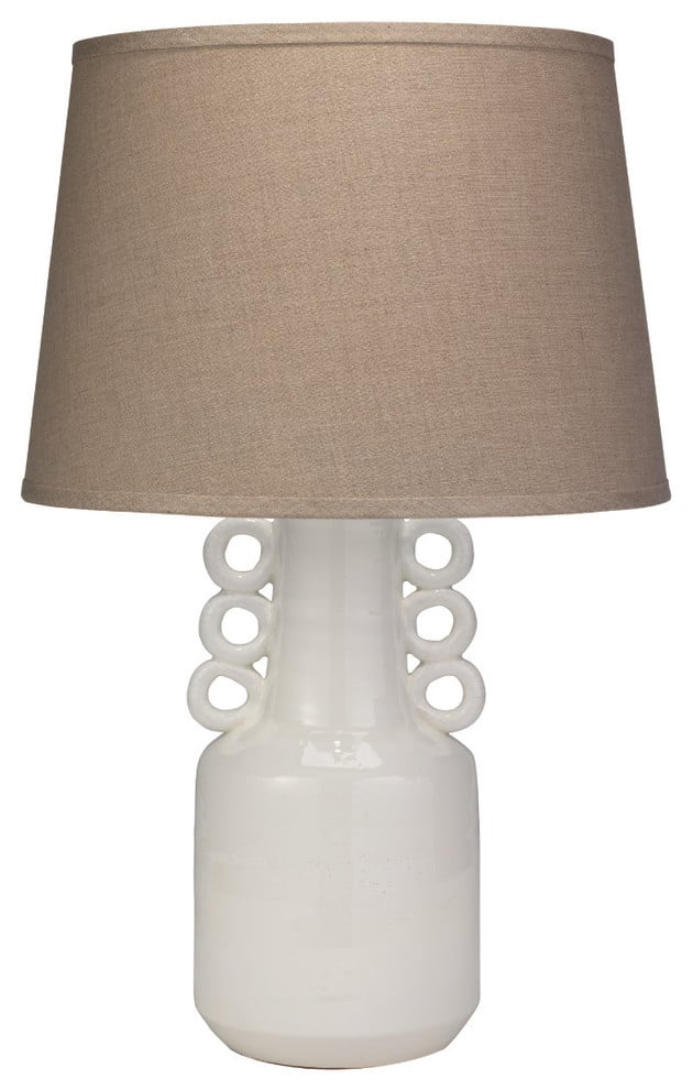 Bonnie: Circus Table Lamp With Classic Cone Shade
