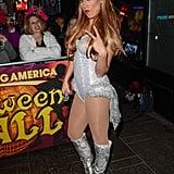Ginger Zee as Ariana Grande