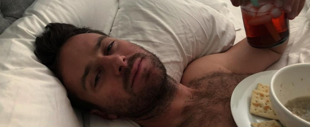 Armie Hammer's Stomach Flu at the Oscars